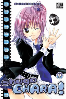 Couverture du livre : Shugo Chara ! Tome 9