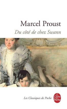 Couverture du livre : À la recherche du temps perdu, Tome 1 : Du côté de chez Swann