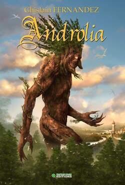 Couverture de Androlia