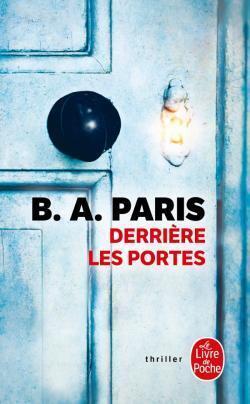 Couverture du livre : Derrière les portes