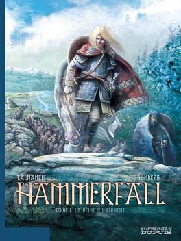 Couverture du livre : Hammerfall, Tome 1 : La Peine du serpent