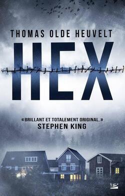 Couverture de Hex