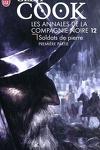 couverture La Compagnie noire, Tome 12 : Soldats de pierre (I)