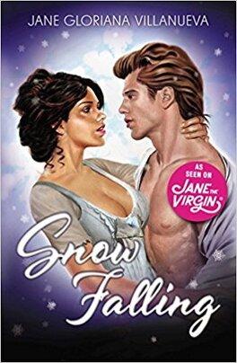 Couverture du livre : Snow falling