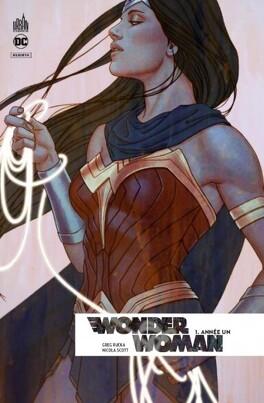Couverture du livre : Wonder Woman Rebirth, tome 1 : Année un