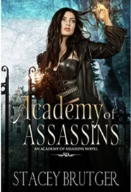 Couverture du livre : Academy of Assassins, Tome 1 : Academy of assassins