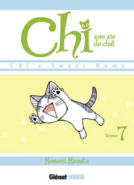 Couverture du livre : Chi, une vie de chat, Tome 7