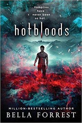 Couverture du livre : Hotbloods, Tome 1: Hotbloods