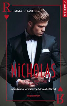 Couverture du livre : Il était une fois, Tome 1 : Nicholas