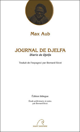 Couverture du livre : Journal de Djelfa