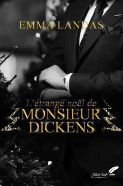Couverture de L'Étrange Noël de monsieur Dickens