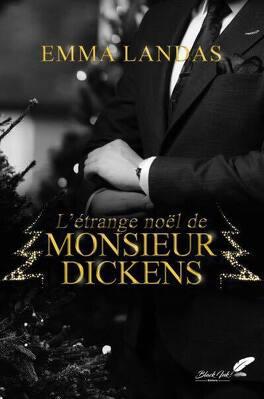 Couverture du livre : L'Étrange Noël de monsieur Dickens