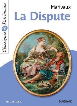 Couverture du livre : La dispute