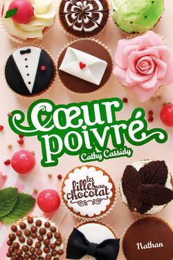Couverture de Les Filles au chocolat, Tome 5 ¾ : Cœur poivré
