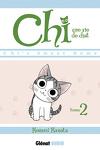 couverture Chi, une vie de chat, Tome 2