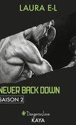 Never Back Down, Saison 2