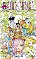 One Piece, Tome 85 : Menteur