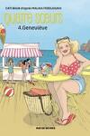 couverture Quatre soeurs, tome 4 : Geneviève (Bd)