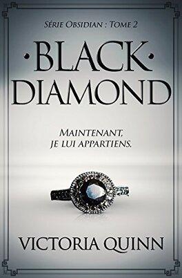 Couverture du livre : Obsidian, tome 2 : Black Diamond