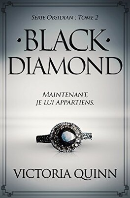 Couverture du livre : Obsidian, tome 2 : Black Diamond