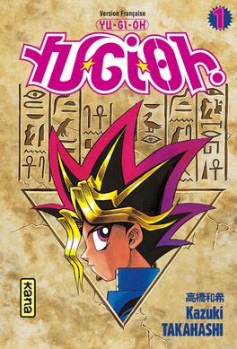 Couverture du livre : Yu-Gi-Oh!, Tome 1