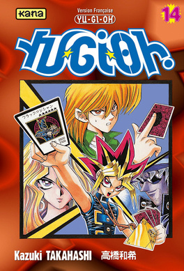 Couverture du livre : Yu-Gi-Oh!, Tome 14