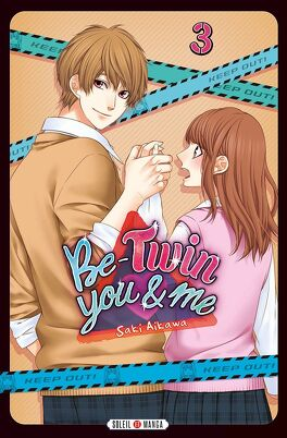 Couverture du livre : Be-Twin you and me, Tome 3