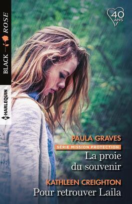 Couverture du livre : La proie du souvenir / Pour retrouver Laila