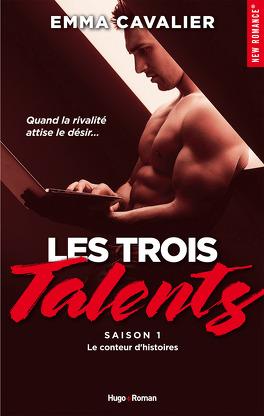 Couverture du livre : Les Trois Talents, Tome 1 : Le Conteur d'histoires
