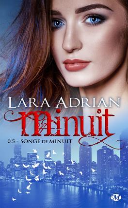 Couverture du livre : Minuit, Tome 0.5 : Songe de minuit