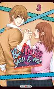 Be-Twin you and me, Tome 3