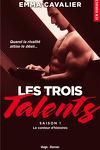 couverture Les Trois Talents, Tome 1 : Le Conteur d'histoires