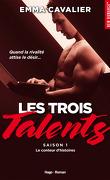Les Trois Talents, Tome 1 : Le Conteur d'histoires