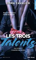 Les Trois Talents, Tome 2 : Le Gardien des secrets