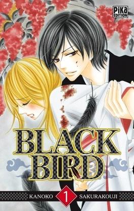 Couverture du livre : Black Bird, Tome 1