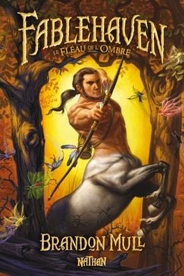 Couverture du livre : Fablehaven, Tome 3 : Le Fléau de l'ombre