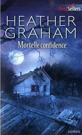 Couverture du livre : Investigation, Tome 8 : Mortelle confidence