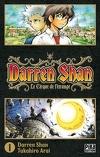 Darren Shan, Tome 1 : Le Cirque de l'Étrange (manga)