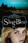 couverture Les Vampires de Manhattan, Tome 2 : Les Sang-bleu