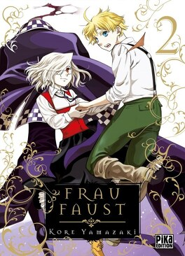 Couverture du livre : Frau Faust, Tome 2