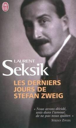 Couverture du livre : Les Derniers Jours de Stefan Zweig