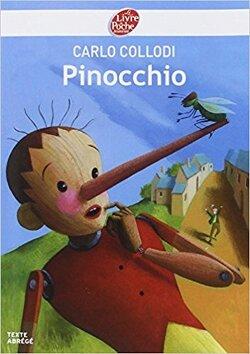 Couverture de Les Aventures de Pinocchio