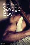couverture Pucked, Tome 5 : Savage Boy