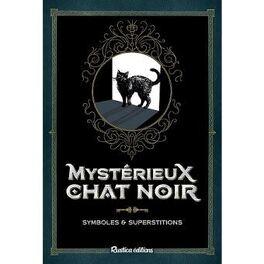 Couverture du livre : Mystérieux chat noir