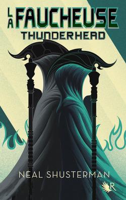 Couverture de La Faucheuse, Tome 2 : Thunderhead