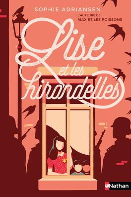 Couverture du livre : Lise et les hirondelles