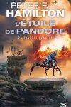couverture L'Étoile de Pandore, tome 2 : Pandore Menacée