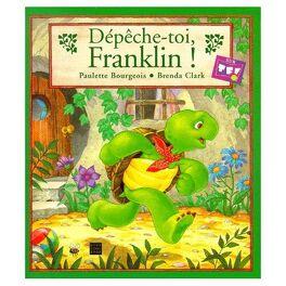 Couverture du livre : Dépêche-toi, Franklin !