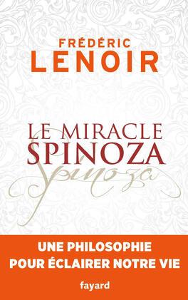 Couverture du livre : Le Miracle de Spinoza
