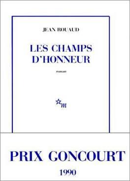 Couverture du livre : Les Champs d'honneur